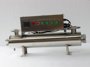 UV sterilizer equipment