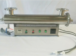 Over-current UV sterilizer
